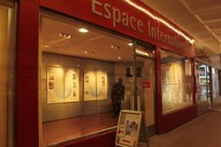 Espace internationnal St Etienne