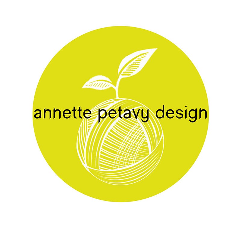 Annette Petavy sticker