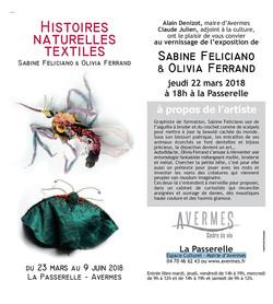 expo histoires Naturelles Textiles