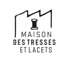 Logo maison des tresses et lacets