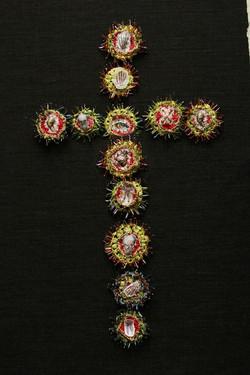 Croix assemblage de broche