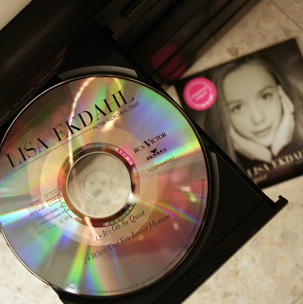 Pochette de disque