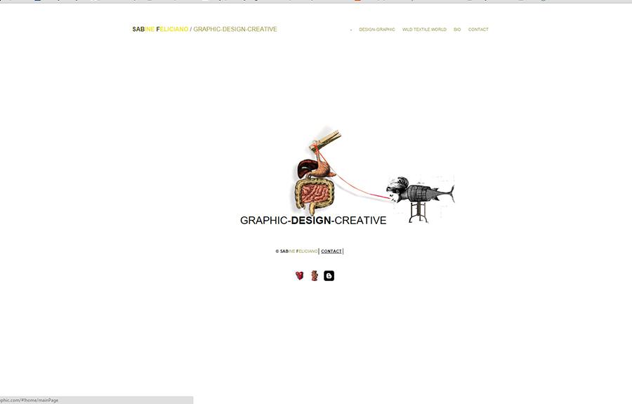 site iternet designer graphique