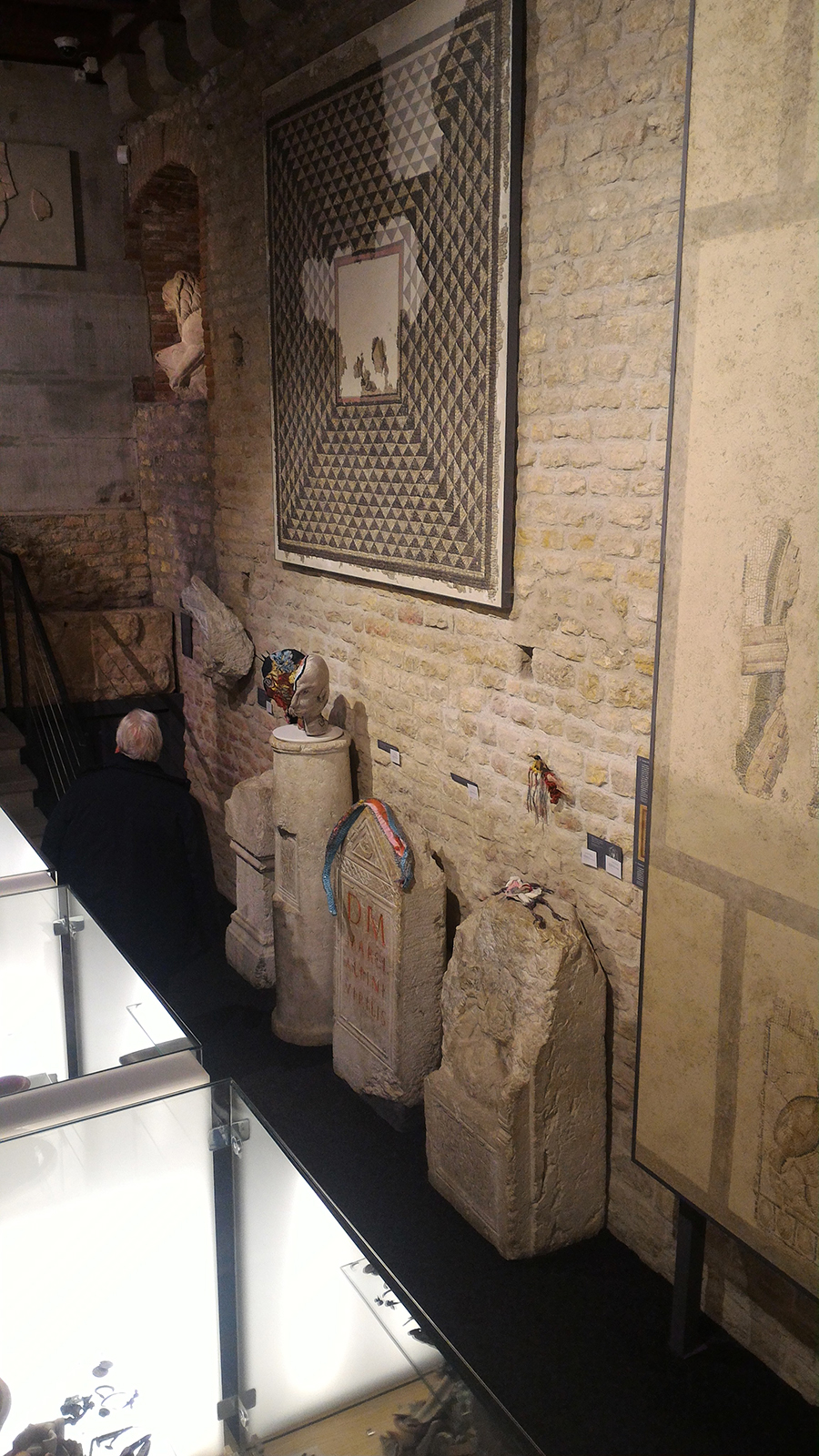 salle des tombes