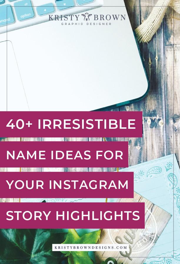 Instagram Namen Ideen Generator  Free Insta.n