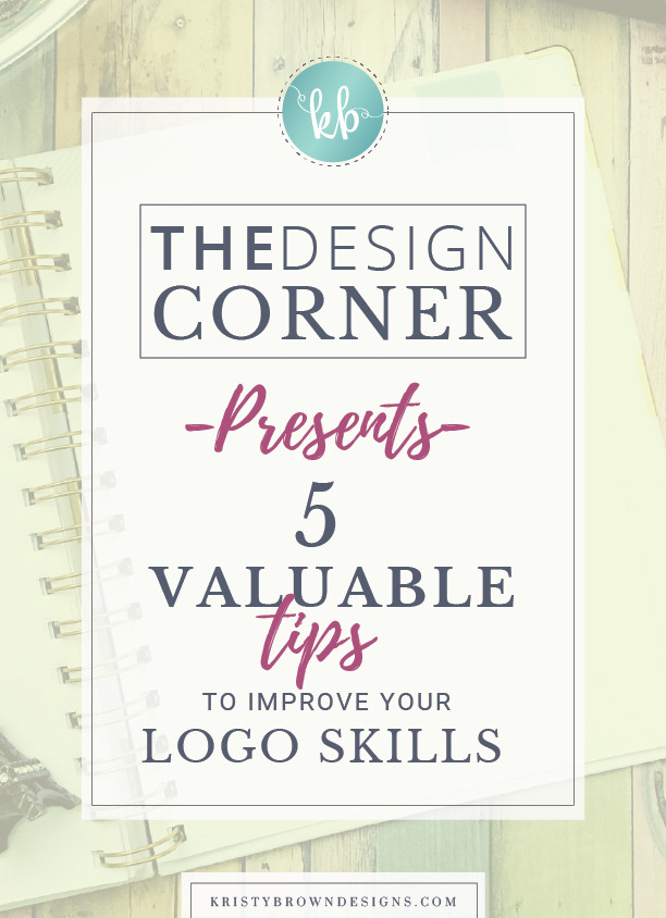 5 valuable tips to improve your logo skills