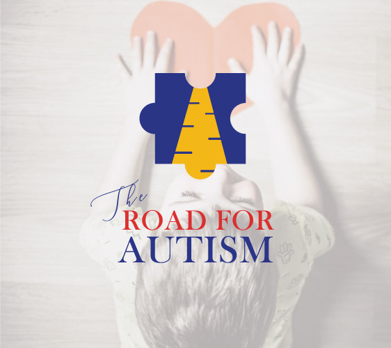 Road for autism logo
