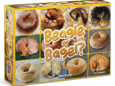 Beagle or Bagle Game $13