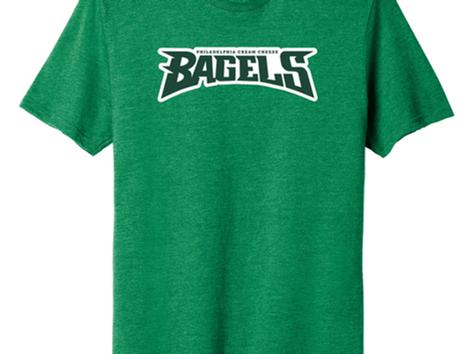 Green Bagel Shirts