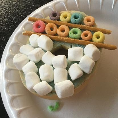 Marshmallow Fruit Loops
