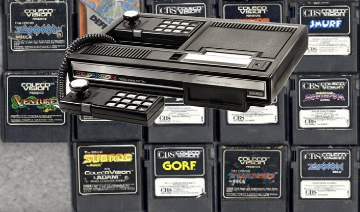 ColecoVision: O Desconhecido que Peitou a Atari