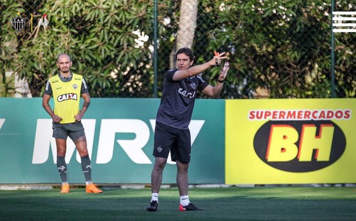 Após duas boas vitórias, o Galo está motivado para iniciar bem o returno do Brasileirão