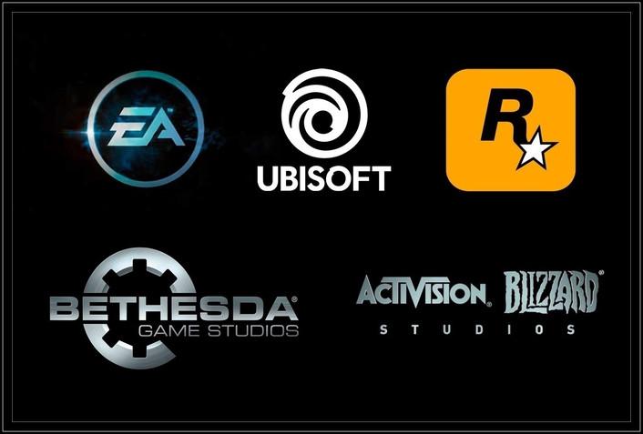 Principais produtoras de Games da atualidade