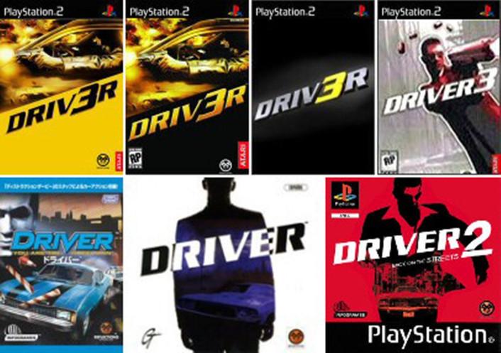 Driver – a série