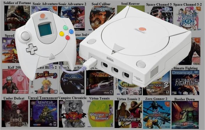 SEGA Dreamcast - Um Console mal aproveitado