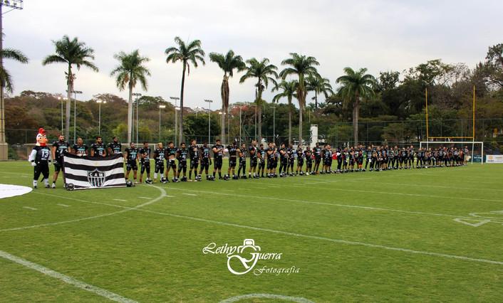 Galo FA recebe São Paulo Storm querendo manter a invencibilidade na BFA 2018