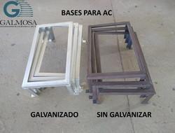 Base AC Galvanizada