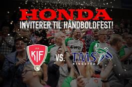 Honda inviterer til Håndboldfest