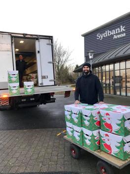 KIF samarbejder med God Jul Til Alle og Dansk Folkehjælp