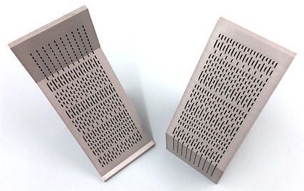 Laminated Aluminium Heat Exchanger (FOHE)