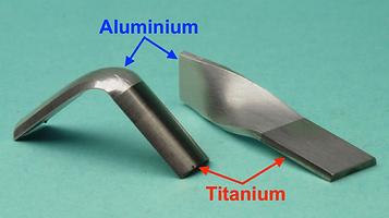 Welding Aluminium to Titanium