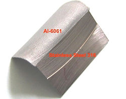 Diffusion Bonding Aluminium to Steel