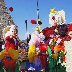 Festa del Tulipano, Castiglion del lago