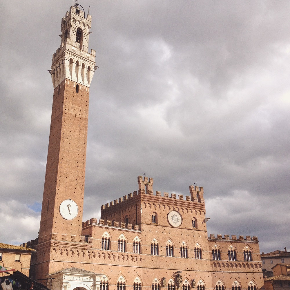 A day in Siena