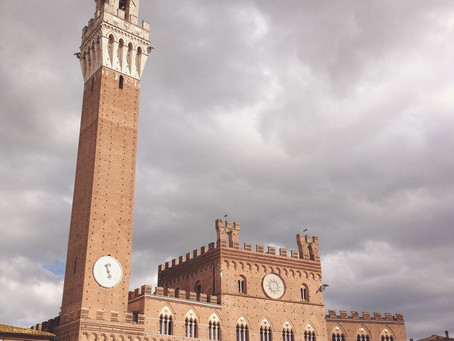 "A day in Siena: dai ""Bottini"" alla ""Torre del Mangia"""