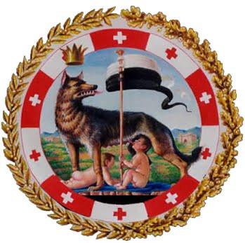 stemma contrada della lupa