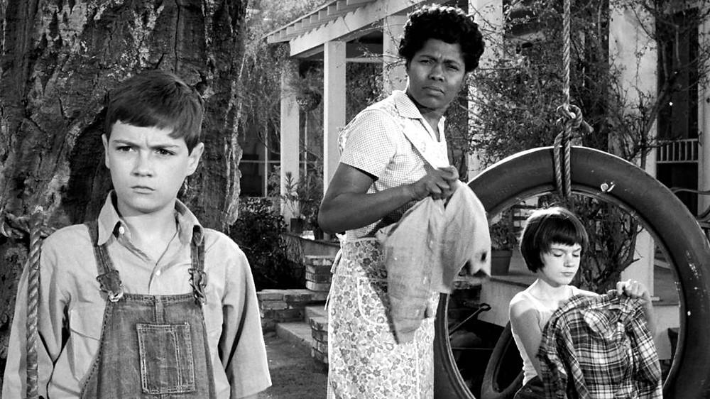 """Scena tratta dal film: """"To kill a mockingbird"""" ispirato al romanzo di Nelle Harper Lee (1962)"""