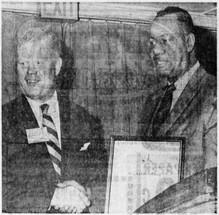 Kenneth Billups & Tanner Chrisler