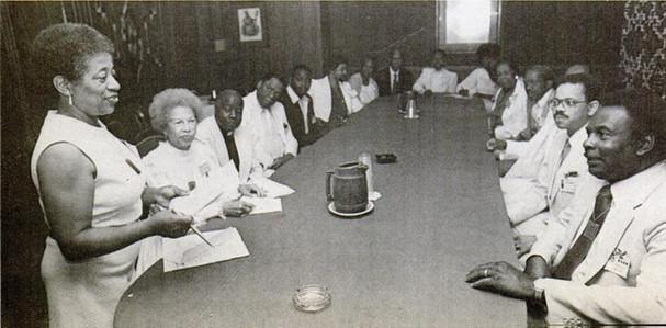 NANM Board Meeting