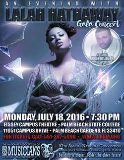2016 Gala Concert Flyer