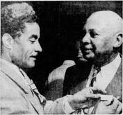 Clarence Hayden Wilson & W.C. Handy