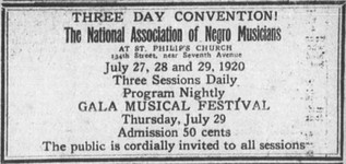 2nd Annual Convention (1920)