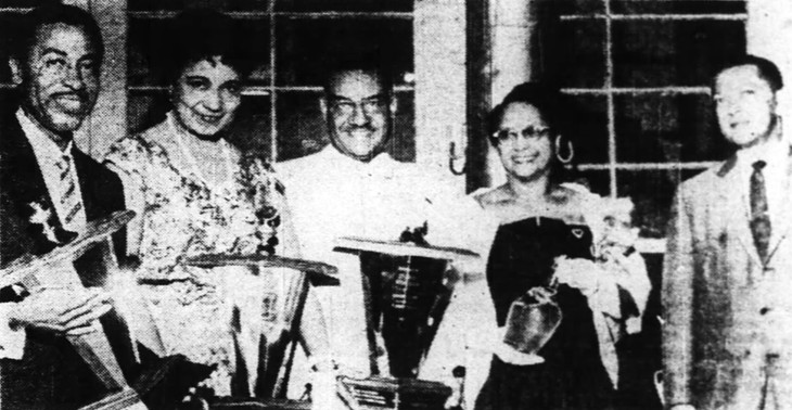 Award Presentations (1959)