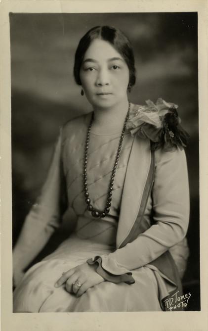 Maude Roberts George
