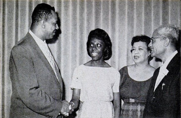 Scholarship Winner, 1961