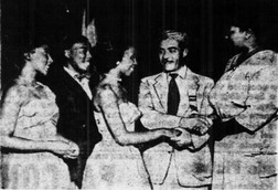Scholarship Winners (1952)