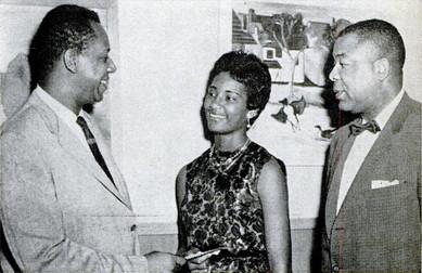 Scholarship Winner, 1962