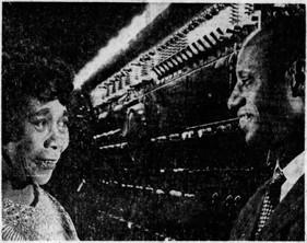 Thelma Waide Brown & Fred Thomas