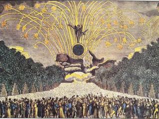L'histoire de la pyrotechnie à travers les siècles