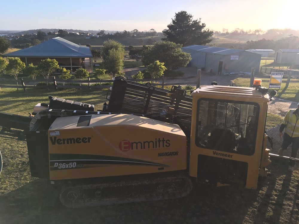 Emmitts new Vemeer 36/50 DR