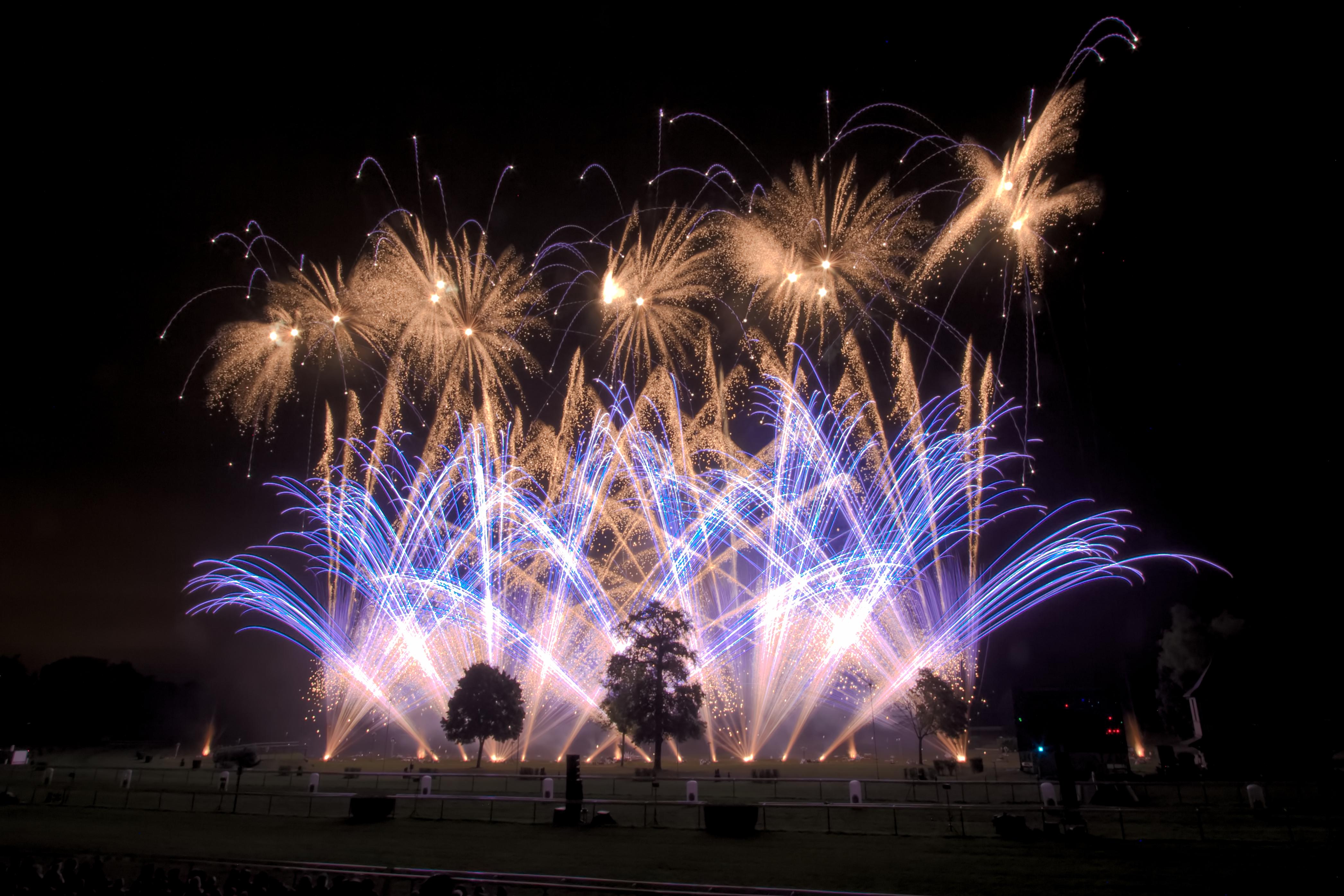 Feu Grec Nanos Fireworks Nanos 2