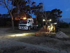 Emmitts Utilities at Lakes Entrance