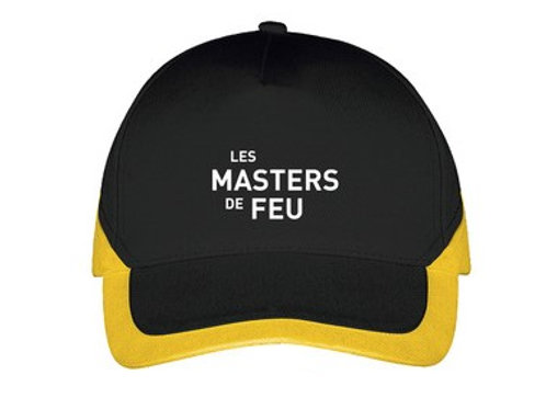 Casquette Masters de Feu
