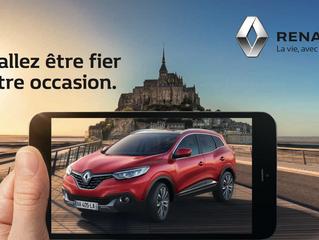 Renault Occasions Partenaire des Masters de Feu