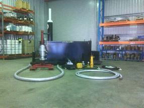 Full Diverter System