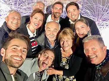 Jury Masters de Feu 2018